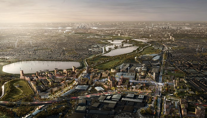 London regeneration – will Meridian Water be a game-changer?