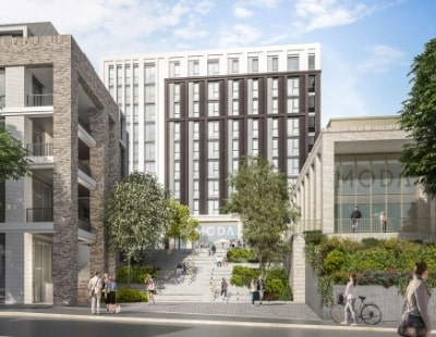 Landmark Moda Living BTR development in Hove gets the go-ahead