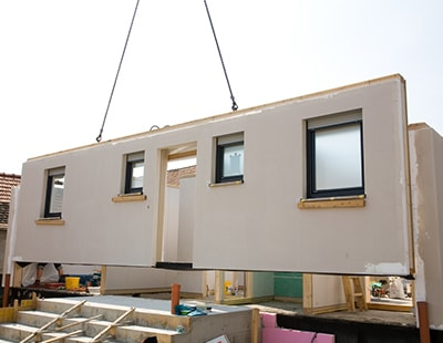 Planning permission received for Legal & General's major modular homes scheme