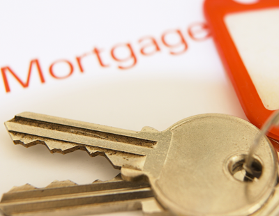 Mortgage arrears and possession rates falling