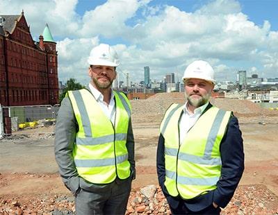 Birmingham's investment boom - sold-out Digbeth scheme starts build