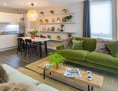 North American renting comes to South East London market