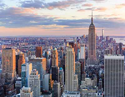 International investors eye New York as safe haven