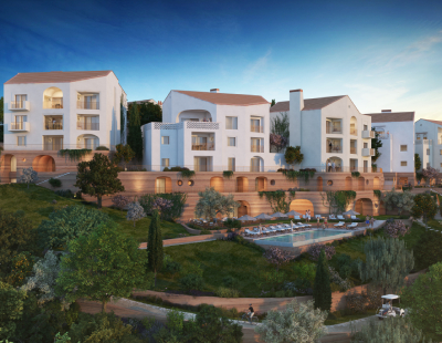 'Carved by nature' - sustainable inner Algarve resort starts to take shape