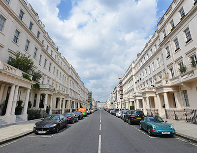 London's super-rich target 'iceberg homes'