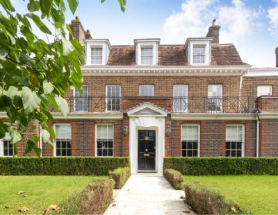 Capability Brown's former Hampton Court home goes up for sale