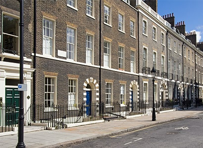 For sale! Unique collection of freehold Bloomsbury properties offered by Colliers