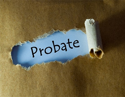 Increase in Probate fees to hit estates