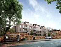 Plans approved for 270 new homes as part of wider regeneration plans