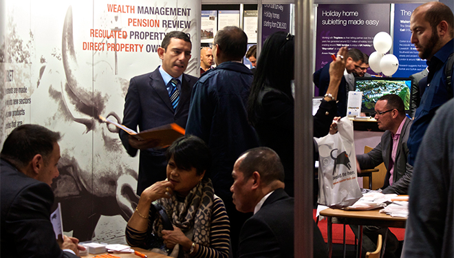 Book your free ticket for the Property Investor & Homebuyer Show