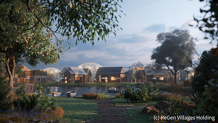 Eco-villages – will they soon be mainstream?