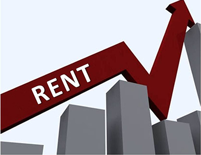 Rising rents in UK hit 10-month high
