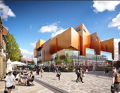 Plans to redevelop Rochdale town centre approved