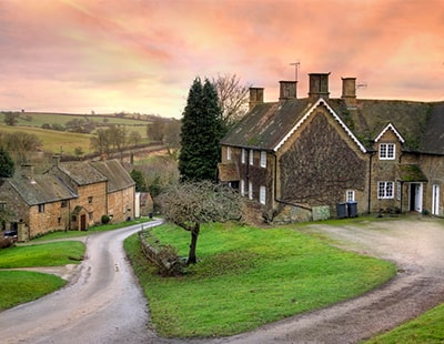 Londoners buying prime country properties at eight-year high