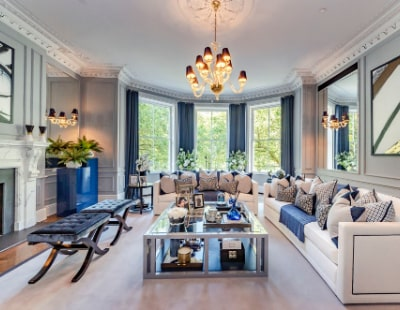 Russian billionaire purchases £15m London mansion as market reopens