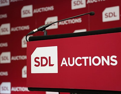 Over £17m raised at SDL Birmingham auction