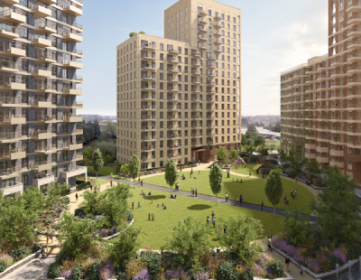 Live well for less? New Sainsbury's/St George scheme in Hendon on the way