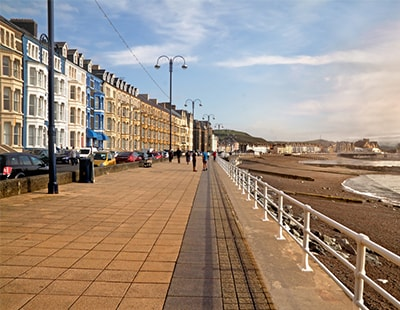 Seaside town revealed as the UK's top buy-to-let destination