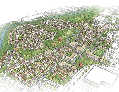 Thameswey Developments takes control of Sheerwater regeneration scheme