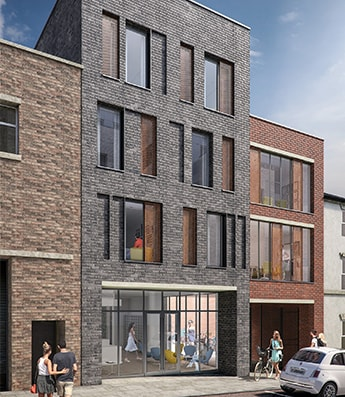Plans approved for £20m Sheffield development