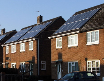 A quarter of homes will soon be solar powered - report