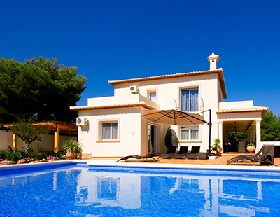 Sun shining on Spanish property market