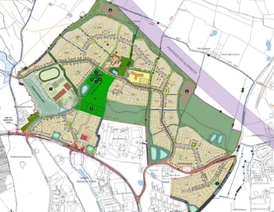 Development update: new homes in Stafford and Barking