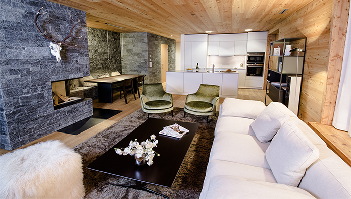 Development at luxury Swiss resort continues apace