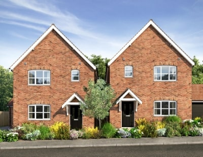 Development update: new homes in Bedfordshire, Bucks and Newcastle