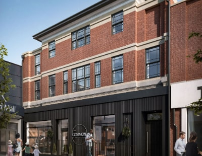 Development update: work commences on luxury apartments in Stretford