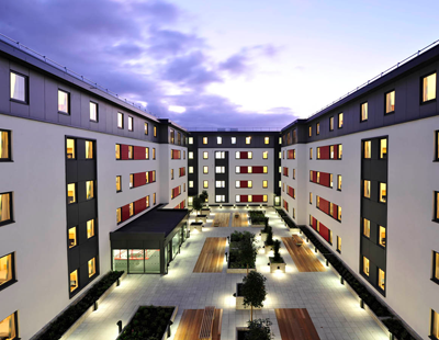 Purpose-built student accommodation delivers positive rental growth