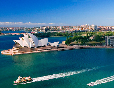 Housing market boom: Sydney records £460m auction weekend