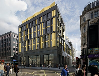 Fancy living above Crossrail? Galliard Homes' TCRW scheme launches