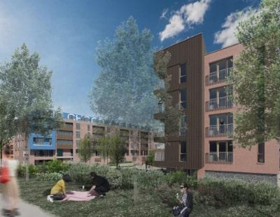Regeneration of The Chocolate Factory to bring 140 new homes to Bristol
