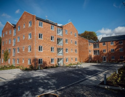 80% of buyers use H2B to purchase £1m worth of apartments in Worcester