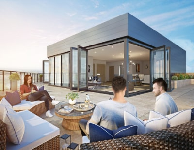 Development update – luxury riverside apartment and 19 acres of land for sale