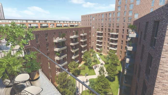 Galliard Homes and Apsley House achieve £70m of sales for Birmingham scheme