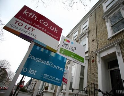 UK lettings market remains buoyant, latest figures show
