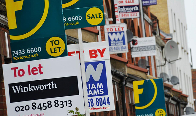 The number of BTL landlords registering to buy property is down 30% y-o-y