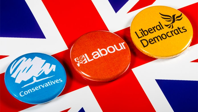 Which party do you think is best suited to preside over the UK housing market?