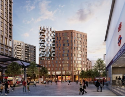 Development – major schemes at Tottenham Hale & Jewellery Quarter