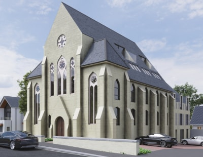 New developments: former Methodist chapel to be converted into apartments