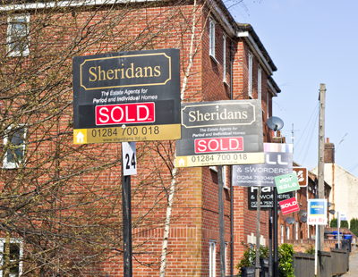 UK housing supply falls to record-low for March