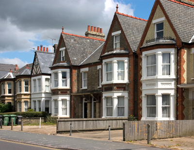 House prices in England and Wales rise marginally
