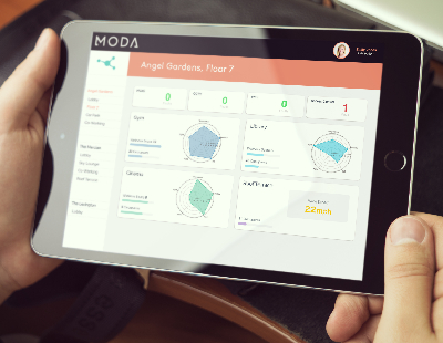 Moda Living partners with Utopi for smart Build to Rent technology