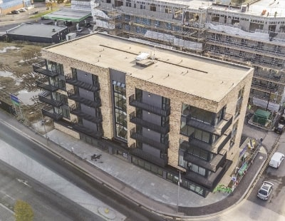 Almost half of Victoria Point's stylish apartments snapped up by young buyers