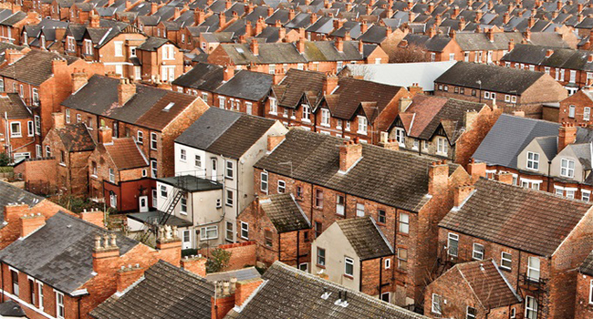 UK House Prices Fall For Third Month: Nationwide