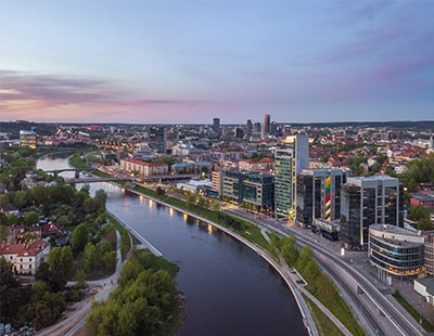 Vilnius positions itself as the world's latest PropTech hub
