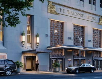 Want to live above an iconic hotel? New York landmark to launch sales