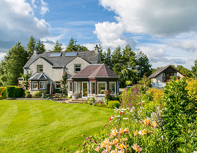 Greater demand for small holdings in Scotland